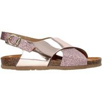 Chaussures Fille Sandales et Nu-pieds Bionatura 22B 1047 Rose