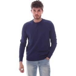 Vêtements Homme Pulls Key Up 2M50U 0001 Bleu