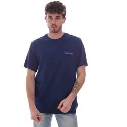 Vêtements Homme T-shirts manches courtes Dockers 27406-0116 Bleu