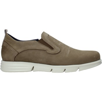 Chaussures Homme Slip ons Rogers 3020-NOB Vert