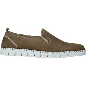 Chaussures Homme Slip ons Rogers 2571-NOB Vert