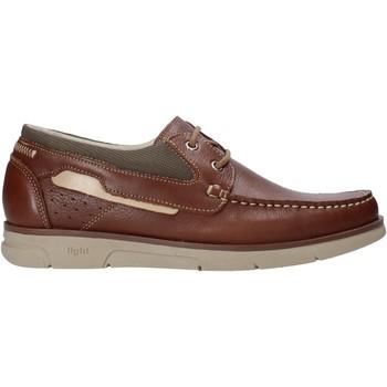 Chaussures Homme Chaussures bateau Rogers 2871-ESC Marron