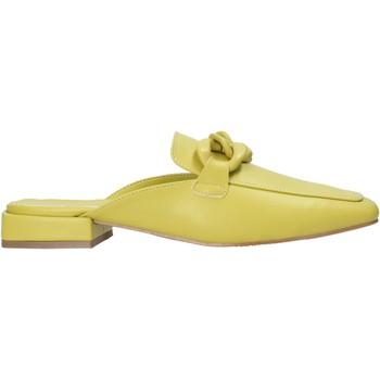 Chaussures Femme Espadrilles Grace Shoes 228006 Jaune