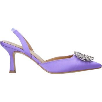 Chaussures Femme Sandales et Nu-pieds Grace Shoes 396022 Violet