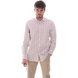 Vêtements Homme Chemises manches longues Sseinse CE620SS Blanc