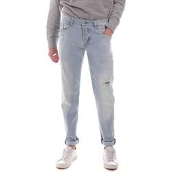 Vêtements Homme Jeans droit Sseinse PJE763SS Bleu