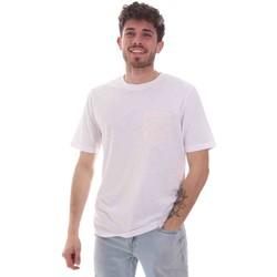 Vêtements Homme T-shirts manches courtes Sseinse TE1852SS Blanc