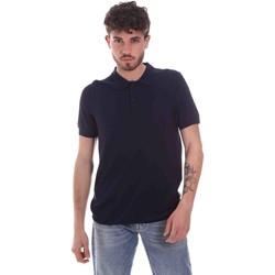 Vêtements Homme Polos manches courtes Gaudi 111GU53015 Bleu