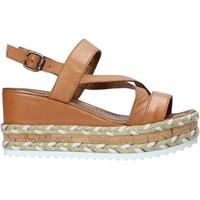 Chaussures Femme Sandales et Nu-pieds Bueno Shoes 21WQ6002 Marron