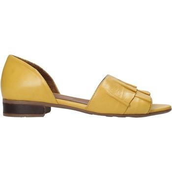 Chaussures Femme Sandales et Nu-pieds Bueno Shoes 21WN5100 Jaune