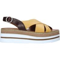 Chaussures Femme Sandales et Nu-pieds Bueno Shoes 21WS5704 Jaune