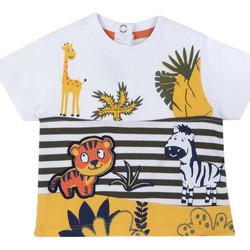 Vêtements Enfant T-shirts manches courtes Chicco 09067093000000 Blanc