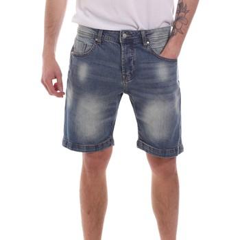 Vêtements Homme Shorts / Bermudas Sseinse PBJ761SS Bleu