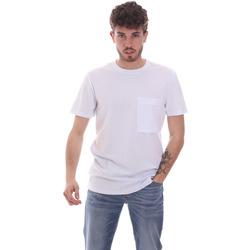 Vêtements Homme Lauren Ralph Lau Antony Morato MMKS02023 FA100229 Blanc