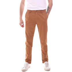 Vêtements Homme Chinos / Carrots Gaudi 111GU25008 Marron