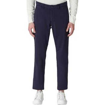 Vêtements Homme Chinos / Carrots Trussardi 52P00000-1T004946 Bleu