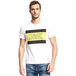 Vêtements Homme Les Iles Wallis et Futuna Gaudi 111GU64071 Blanc