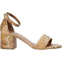 Chaussures Femme Secret De Gourme Alviero Martini E121 8391 Marron