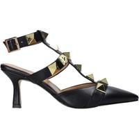 Chaussures Femme Sandales et Nu-pieds Grace Shoes 396007 Noir
