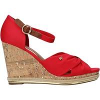 Chaussures Femme Sandales et Nu-pieds Wrangler WL11652A Rouge