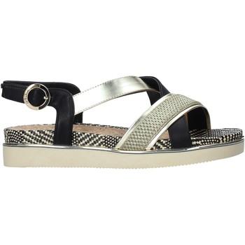 Chaussures Femme Sandales et Nu-pieds Wrangler WL11674A Noir