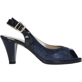 Chaussures Femme Sandales et Nu-pieds Confort 17E9234P Bleu