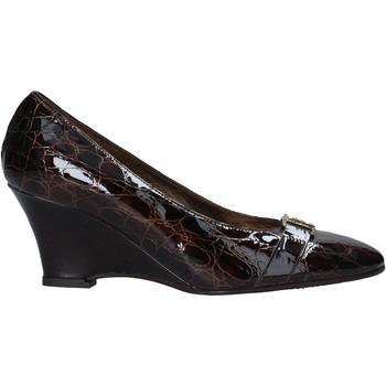 Chaussures Femme Escarpins Confort 7558 Marron