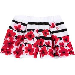Vêtements Fille Shorts / Bermudas Chicco 09052954000000 Blanc
