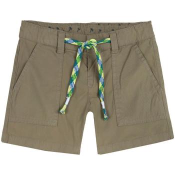 Vêtements Fille Shorts / Bermudas Chicco 09052976000000 Vert