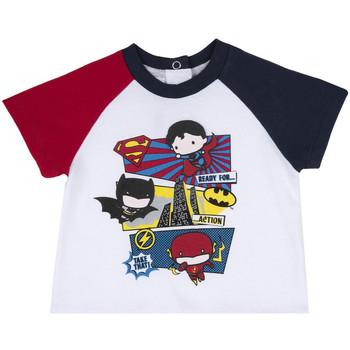 Vêtements Enfant T-shirts manches courtes Chicco 09067358000000 Blanc