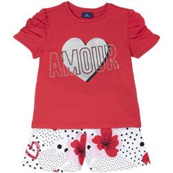 Vêtements Fille Ensembles enfant Chicco 09073586000000 Rouge