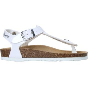 Chaussures Enfant Sandales et Nu-pieds Grunland SB0031 Blanc