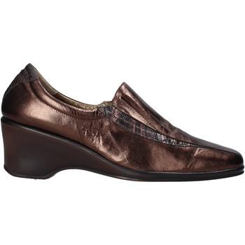 Chaussures Femme Mocassins Confort 6309 Marron