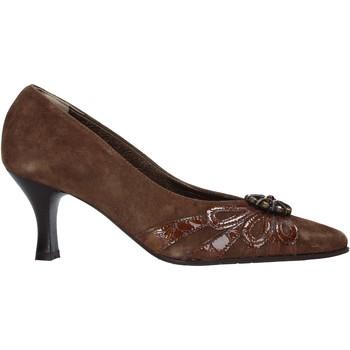 Chaussures Femme Escarpins Confort 6260 Marron