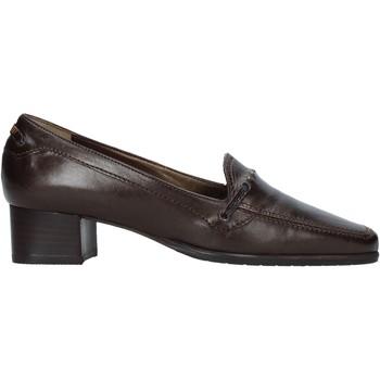 Chaussures Femme Mocassins Confort 6395 Marron