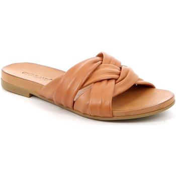 Chaussures Femme Mules Grunland CI2513 Marron