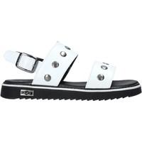Chaussures Fille Sandales et Nu-pieds Cult PLATE2 Blanc