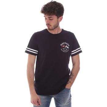 Vêtements Homme T-shirts manches courtes Navigare NV31123 Bleu