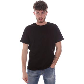 Vêtements Homme T-shirts manches courtes Navigare NV71003 Noir