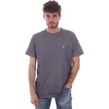 Vêtements Homme T-shirts manches courtes Navigare NV81007 Gris