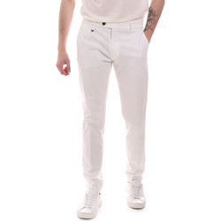Vêtements Homme Chinos / Carrots Antony Morato MMTR00580 FA800143 Blanc