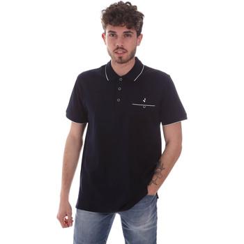 Vêtements Homme Polos manches courtes Navigare NV72068 Bleu