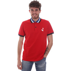 Vêtements Homme Polos manches courtes Navigare NV82116 Rouge