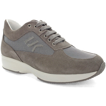 Chaussures Homme Baskets basses Lumberjack SM01305 010EU M02 Gris