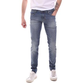 Vêtements Homme Jeans droit Antony Morato MMDT00234 FA750292 Bleu