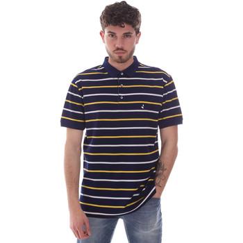 Vêtements Homme Polos manches courtes Navigare NV70029 Bleu