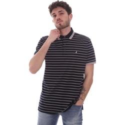 Vêtements Homme Polos manches courtes Navigare NV70034 Bleu