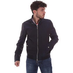 Vêtements Homme Vestes Gaudi 111GU35011 Bleu