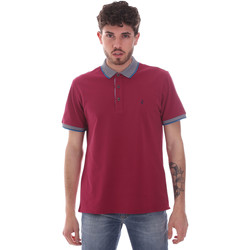 Vêtements Homme Polos manches courtes Navigare NV82125 Rouge