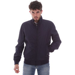 Vêtements Homme Blousons Navigare NV67083 Bleu